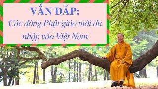 Vấn đáp: Các dòng Phật giáo mới du nhập vào Việt Nam