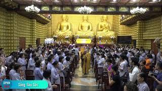 Sống Sâu Sắc - ĐĐ. Thích Tuệ Nhật giảng trong khóa tu Tuổi Trẻ Hướng Phật