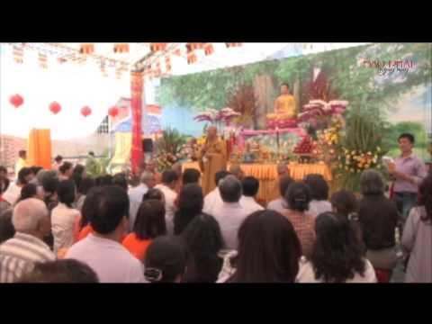 Tiệc buffet chay gây quỹ trùng tu chùa Giác Ngộ gia đoạn 2 15/02/2014
