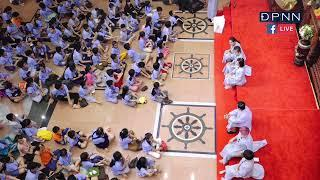 TT. Thích Nhật Từ chia sẻ Phật pháp  trong Khóa tu Búp Sen Từ Bi