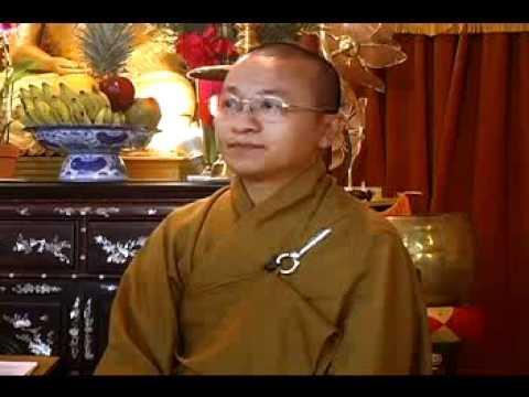 Đạo Phật Ngày Nay - Phần 1/2 (10/08/2008) video do Thích Nhật Từ giảng