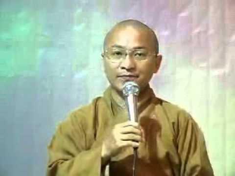 Quyết nghi về cúng dường (23/12/2007) video do Thích Nhật Từ giảng
