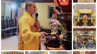 Nhị khóa hiệp giải Hòa Thượng dạy ngày 05/05/2020 - 13/04/Canh Tý. 19h 30 tại tu viện Linh Thứu