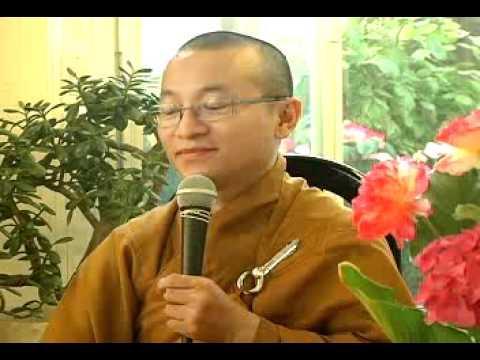 Triết Lý Về Đất (Phần 1/3) (20/06/2007) video do Thích Nhật Từ giảng