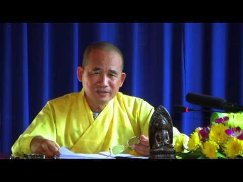 90.CĐ Phật Dạy Trì Chú Lăng Nghiêm P1 - TT.Thích Thiện Xuân