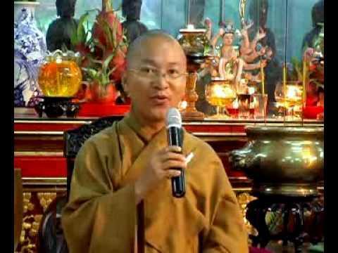Những Điều Phật Tử Mới Nên Biết - Phần 7/7 (03/09/2009) - Thích Nhật Từ giảng