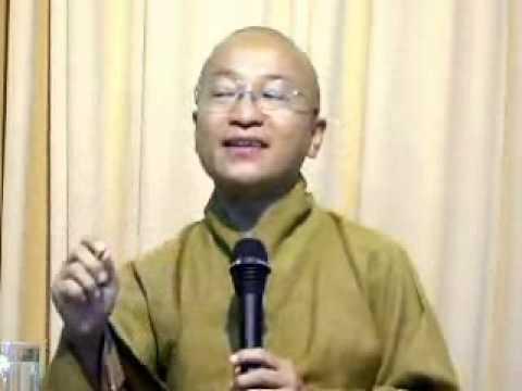 Kinh Trung Bộ 126: Ước Nguyện Và Kết Quả (24/05/2009) video do Thích Nhật Từ giảng