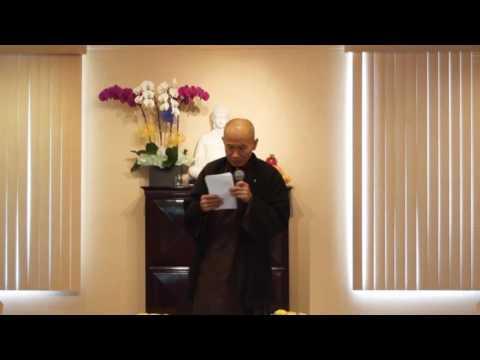 37 pháp hành Bồ tát đạo 18: Kiêu Mạn Và Mặc Cảm 02