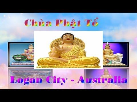 Quan Cảnh Chùa Phật Tổ 2015