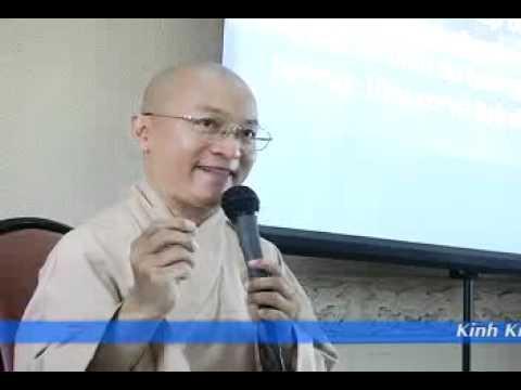 Kinh Kim Cang 4: Nhập Thế Và Cứu Độ (24/02/2009) video do Thích Nhật Từ giảng