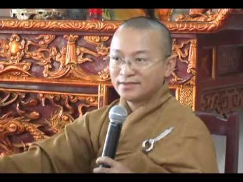 Phương pháp hộ niệm (18/10/2008) video do Thích Nhật Từ giảng