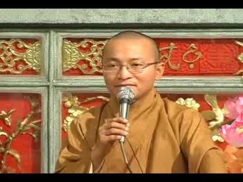 Lễ Phật (17/12/2006) video do Thích Nhật Từ giảng