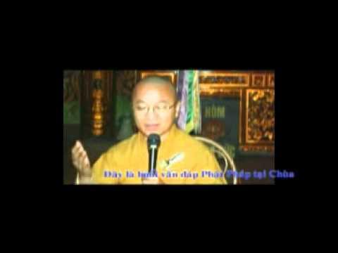 Vấn đáp: Tác hại đốt vàng mã và hộ niệm đúng pháp (10/12/2011) video do Thích Nhật Từ giảng