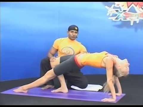 Yoga cho mọi người - YOGA MASTER KAMAL  - Phần 6