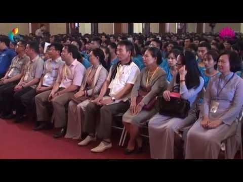 Lễ Khai mạc Hội trại Tập huấn TNPT Toàn quốc 2015
