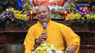 Thời thuyết giảng  của TT. THÍCH ĐỒNG TRÍ  trong LỄ SÁM HỐI tại chùa Giác Ngộ