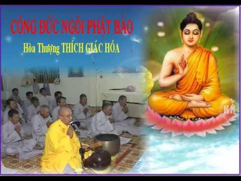 Công Đức Ngôi Phật Bảo