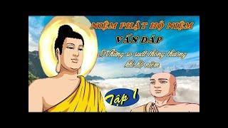 Niệm Phật Hộ Niệm Vấn Đáp