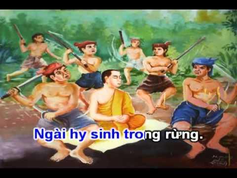 Tôn Giả Mục Kiền Liên (Thần Thông Đệ Nhất) - Karaoke (Nhạc Phật Giáo chế lời)
