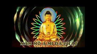 Niệm Phật kinh hành-Nam mô a di Đà Phật