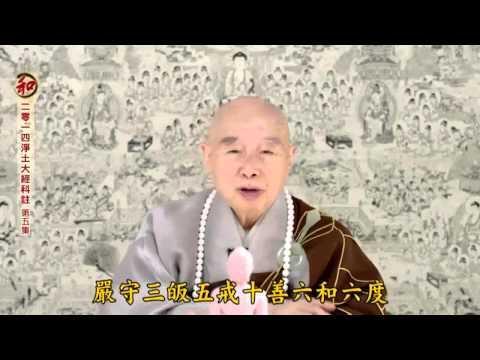 Tịnh Độ Đại Kinh Khoa Chú (Tập 05, 2014) (HD)