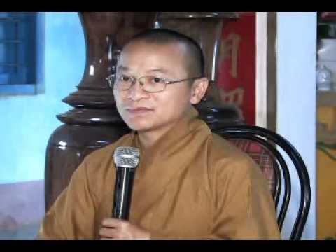 Hoằng pháp viên và công đức dấn thân - trọn bài (20/12/2008) video do Thích Nhật Từ giảng
