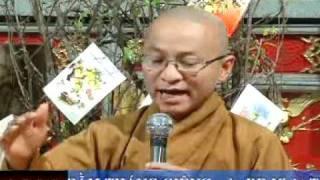 Lễ Phật quanh năm không bằng Rằm tháng giêng (02/03/2007) video do TT.Thích Nhật Từ giảng