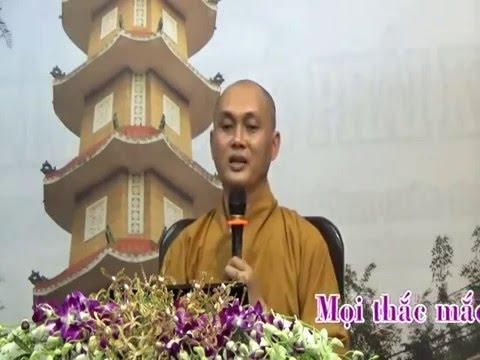 Phật Tử Tại Gia 27: Giới Không Trộm Cướp (phần 2)