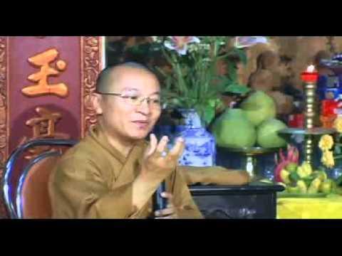 Hằng thuận chúng sinh (04/10/2008) video do Thích Nhật Từ giảng