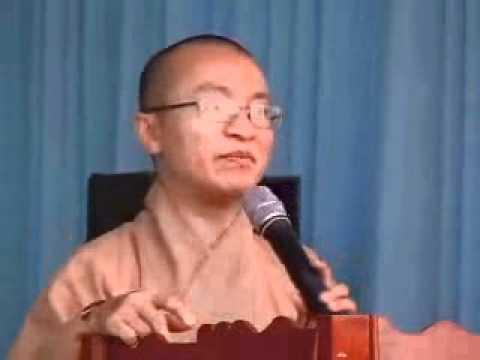 Tự Do Nội Tại - Phần 2/2 (23/04/2007) video do Thích Nhật Từ giảng