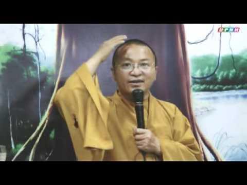 Kinh Pháp Cú 25: Đức hạnh người tu (24/07/2011) video do Thích Nhật Từ giảng