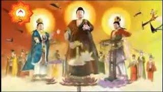 Niệm Phật Kinh Hành (Chùa Hoằng Pháp)