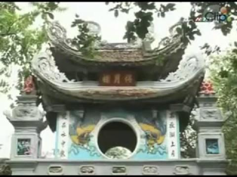 Thăm chùa Trấn Quốc - Hà Nội