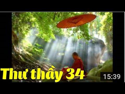 Tuyển Tập Thư Thầy - Thư số 34 - Thiền tuệ quán Vipassana