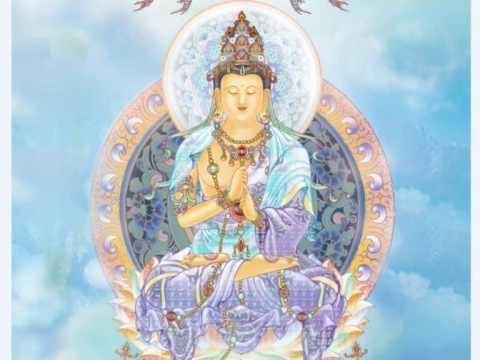 Tỳ Lô Giá Na Phật Chú - Như Lai Thần Chú (Tiếng Tây Tạng)