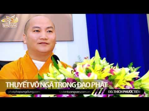 Thuyết Vô Ngã Trong Đạo Phật