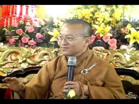 Phật Dược Sư cứu đời (01/03/2010) video do Thích Nhật Từ giảng