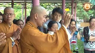 Khóa Tu 101, Mừng sinh nhật Sư phụ - Tu viện Linh Thứu