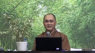 Kinh Pháp Hoa, Bài 6. Phẩm Tựa (Đ08-12)  - Giảng Sư. Thích Thiện Chơn.