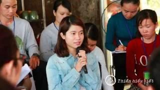 Sư Minh Niệm || Giờ Vấn đáp || Bản Hoa Anh Đào || 29.10.2015