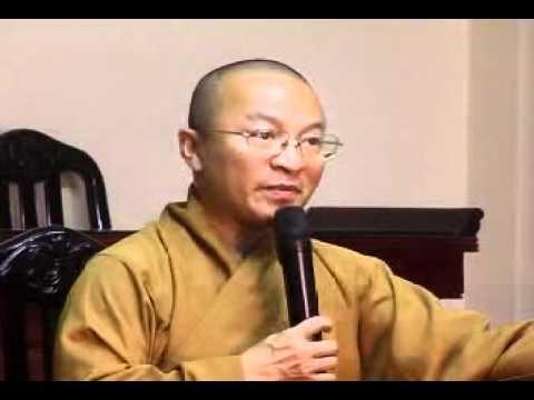 Vấn đáp: Bản chất đạo Phật và tôn giáo (12/06/2010) video do TT. Thích Nhật Từ giảng