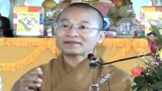 Niệm Phật Và Phát Nguyện - Phần 2/2 (16/02/2008) video do Thích Nhật Từ giảng