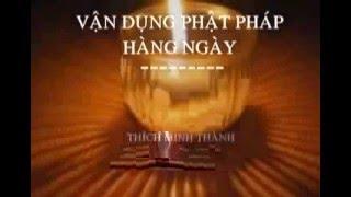 Vận Dụng Phật Pháp Hằng Ngày