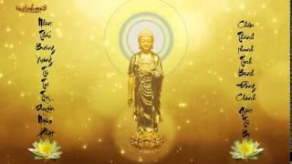 Nhạc Niệm Phật (A Di Đà Phật) (2015, Hình Động, Rất Hay) (Tịnh Thất Quán Âm thực hiện)