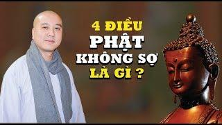 Điều Phật Không Sợ