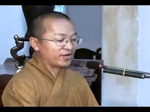 Bát Chánh Đạo 7: Chánh niệm: Nền tảng các pháp môn (14/08/2009) video do Thích Nhật Từ giảng