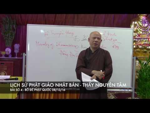 Phật Giáo Nhật Bản - Bài 04