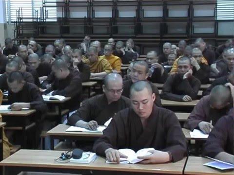 Giới Tỳ Kheo - Vọng Ngữ (phần 3)