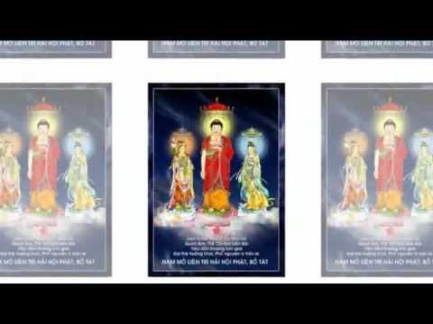 """Nhạc """"Niệm Phật"""" (Mới, 2012) (Rất Hay)"""