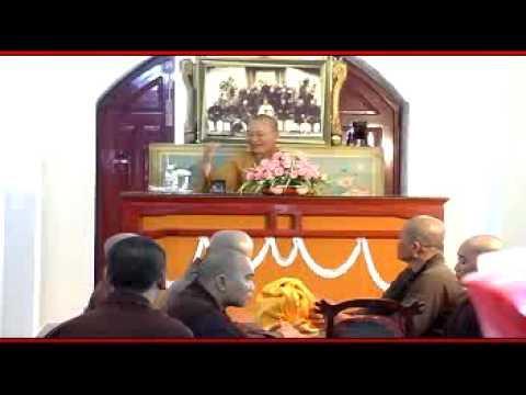 Trụ trì trong thời hiện đại (13/07/2010) video do TT. Thích Nhật Từ giảng